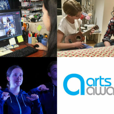 Get creative! Exciting new programme to enrich and inspire our creative and performing artists