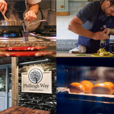Truro High partners with Philleigh Way Cookery School for virtual family masterclasses