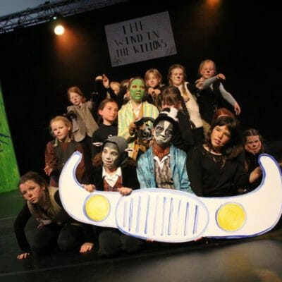 Prep School actresses wow audiences as they present 'The Wind in the Willows'